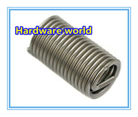 M3*6 100PCS V-Coil Thread Repair Inserts - M3*2d  - Compatible With Helicoil