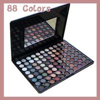 Pro 88 Warm Color Eye Shadow Makeup Palette Eyeshadow maquillaje maquiagem Maquillage paleta de sombras
