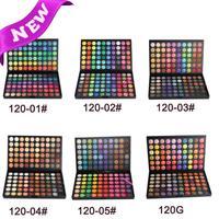 6 Style fashion 120 Earth Colors Eyeshadow Palette Cosmetic Makeup Eye Shadow maquillaje maquiagem feminina Maquillage