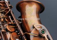 Copy France Henri selmer alto saxophone Reference surface 54 red bronze