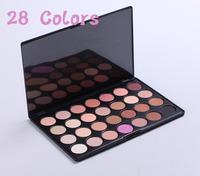 Pro 28 Color Neutral Warm Eyeshadow Palette Eye Shadow maquillaje maquiagem feminina Maquillage paleta de sombras