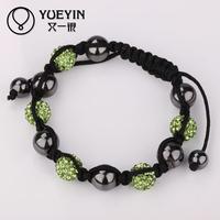 Jewelry Wholesale 10pcs/lot B158 wholesale stylish original shamballa bracelet price
