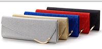 Fashion Women Evening Clutch New Arrival Women PU Handbag High End Women Bag Functional Trendy Roomy Chain Handbag Free Shipping