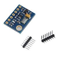 1PCS MS5611 High-resolution Atmospheric Pressure Module Height Sensor IIC SPI GY-63 Communication wholesale
