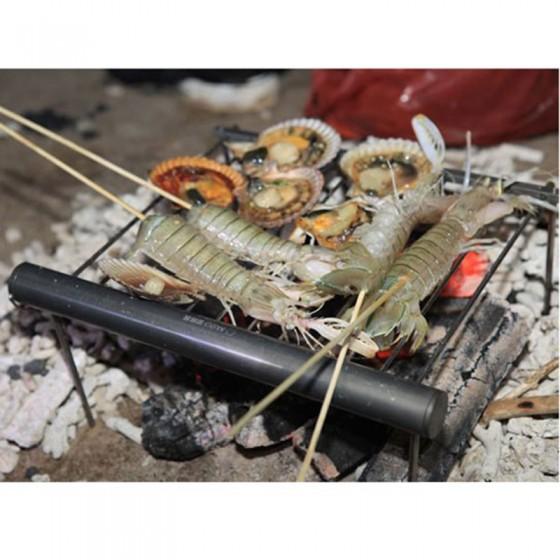 Alocs CF-PG01 Camping Portable Grill for Outdoor Picnic BBQ(China (Mainland))