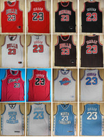 ePacket free&fast shipping 10 kinds Chicago 23 Michael Jordan Basketball Jersey High quality New Mateial mesh or rev 30 Jerseys