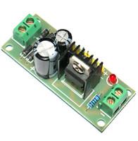 10PCS FreeShipping!L7805 LM7805 three-terminal voltage regulator module 5V regulated power supply