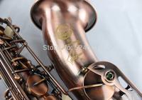 Copy Henri selmer tenor saxophone instruments Reference 54 red bronze