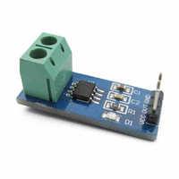 10pcs/lot NEW 5A Hall Current Sensor Module ACS712 model 5A In stock high quality
