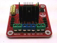 5PCS 2014 new L298N DC Stepper Dual H Bridge DC Motor Driver Board Controller Module Stepper