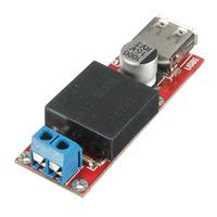 10PCS FreeShipping!5V USB DC 7V-24V to 5V 3A Output Converter Step Down DC-DC Buck KIS3R33S Module