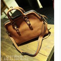 2014 New High Quality Vintage Motorcycle shoulder Bag Female Europe and America Handbag Messenger Bag