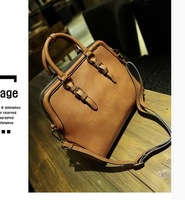 new coming Europe and America autumn and winter big handbag fashion vintage women messenger bag