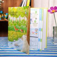 Japanese imports of high-grade DIY NCL album , paste type album covered the children's  baby album