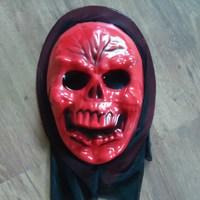 Devil Skeleton Mask/Halloween/Party/Masquerade Mask/Terror/Protest