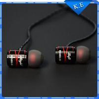 KENU pinioning KZ-ED1 professional earphones in ear earphones gk bass music earplugs hifi