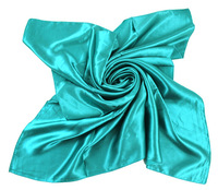 Big satin scarf shiny & dazzling scarf jersey large size qualifed soft hijab square scarf 90*90cm 10 colors 10pcs  free ship