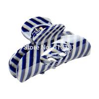 High Quality Fashion Brand Hair Jewelry Zebra Design Women Hair Claws French Acetate Acrylic Sheets Headwear Free Shipping