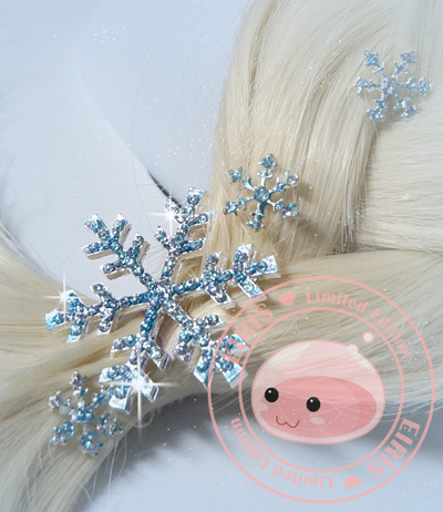 2014-New-Snowflake-Style-Frozen-Princess-Snow-Queen-Elsa-Hair-pins-Set