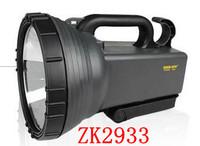 18PCS/LOT ZK2933 LED searchlight 10W flashlight light long-range outdoor lighting 1000 meters