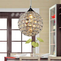 Creative Arts minimalist modern K9 crystal chandelier living room bedroom dining restaurant, a clothing store aisle MD3745 / C