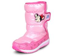 2014 High Quality Brand Baby Boots Children's Boots In Winter Waterproof Warm Winter Boots Children Shoes Girls Boots ILTX5007