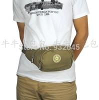Free Shipping!new outdoor Casual men Messenger Bag, Fashion waist bag ,Sport Chest Bag Waist packs black desigual bag!!