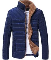2014 New Arrival mens parka jacket  fleece inner warm down jacket male outdoor wear Freeshipping