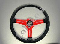 Universal PU material MOMO / OMP Racing Wheel 13068 momo steering wheel, 13-inch conversion