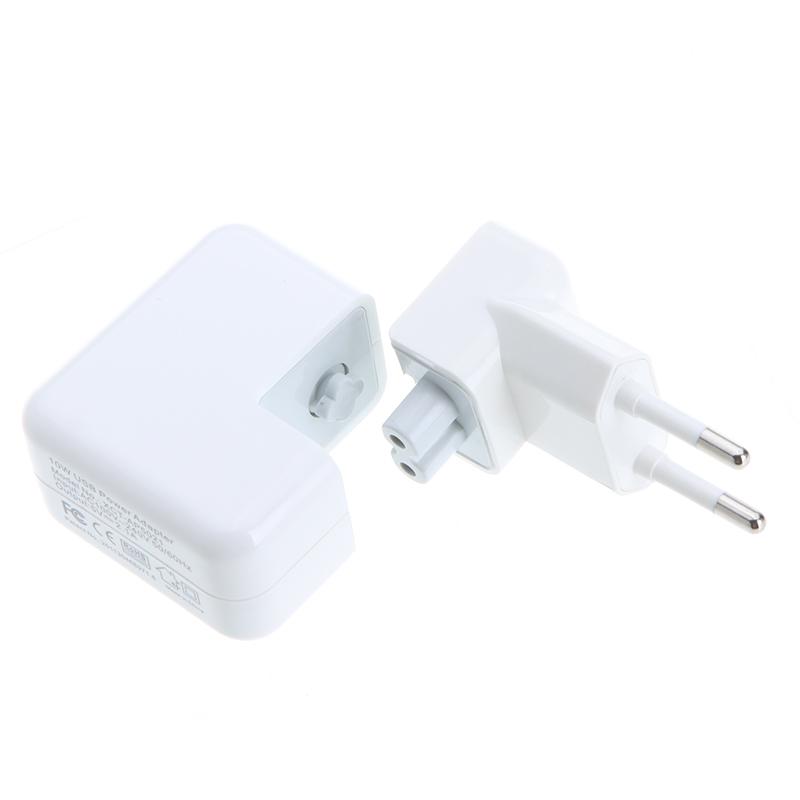 Mini 2 Ports USB Universal Travel Charger Power Adapter For iPhone EU Plug(China (Mainland))