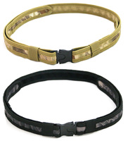 Men's Outdoors Nylon Military Tactical Airsoft Paintball Hunting Shooting Belt