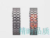 Personality electronic watch lovers fashion watch led bracelet watch