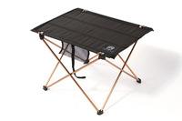 Outdoor leisure folding aluminum surface tea sets folding table barbecue Foldable Table