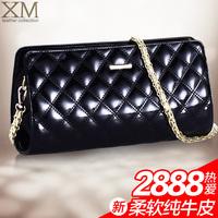Xia Mo Clutch female 2014 new wave of European and American ladies handbag shoulder bag diagonal packet chain bag A8