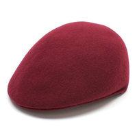 Fashionable female nobility cap  100% woolen hat forward  Female Shibei Lei cap