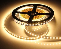 12V  5m/lot 120LED/m 2835 SMD LED strip flexible light ,The2835 Power Consumption as 3528,Brightness as 5050
