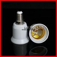New E14 to E27 Base Adapter Extended LED lamp Light Socket 10pcs/lot
