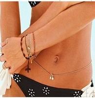Order $16  automatically free shipping , free shipping new hot woman sexy bikini jewelry necklace,punk style