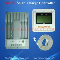 12V 20a mppt solar control, 12v CE solar controller 20A mppt tracer 2215BN