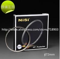 NiSi 72mm HT Protector Lens Protection UV Filter for Nikon Canon Sony Pentax Sigam Fuji Fujifilm Panasonic Samsung
