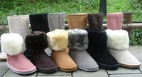 Classic 5815 Women tall boots genuine boots winter Boots snow boots