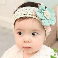 Free Shipping 1 Piece New Girl Hair Accessories Headwear Stretchy Hair Band Headband
