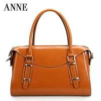 2014 new European and American casual bag Korean fashion leather handbags leather handbag retro