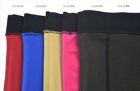 Women Leggings Real Freeshipping 2014 New Warm Winter Plus Thick Velvet Culottes Slim Leggings Stretch Pencil Pants Trousers