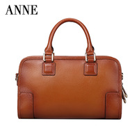 Handbags summer new first layer of leather bags in Europe and America retro portable shoulder diagonal