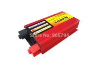 off grid  DC 12v 24V to AC 220v 230V voltage car converter modified Sine Wave Power Inverters1000 W  for  car  Led light