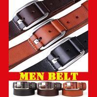 Men's Belts Single cowhide Belt Fashion Genuine leather casual belt for men Factory direct sales