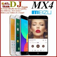 "New Original Meizu MX4 MX 4 Phone MTK6595 Octa core 5.36"" IPS OGS 1920x1152 Screen 20.7MP Dual Camera OTG FDD LTE 4G Android 4.4"