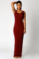 New 2014 Summer dress Sexy fashion Women Spaghetti Strap Bodycon Bottoming Dress Vestidos,White, Gray, Navy Blue, Black,