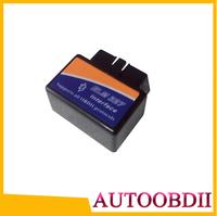 TOP REATED !!!  Mini Bluetooth ELM327 Interface OBDII Auto Car Diagnostic Scanner Work Android Torque ElM 327 Bluetooth MINI